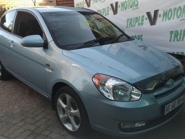 2009 Hyundai Accent 1.6 3dr  Gauteng Pretoria_0