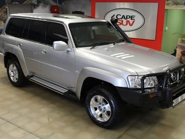 2012 Nissan Patrol 4.8 Grx At p64  Western Cape Brackenfell_0