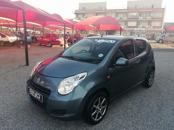 2011 Suzuki Alto 1.0 Gl  Gauteng Edenvale_0