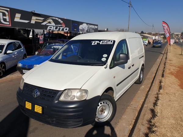 2008 Volkswagen Caddy 1.9 Tdi Fc Pv  Gauteng Kempton Park_0