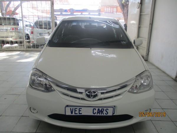 2015 Toyota Etios 1.5 Xi 5dr  Gauteng Johannesburg_0