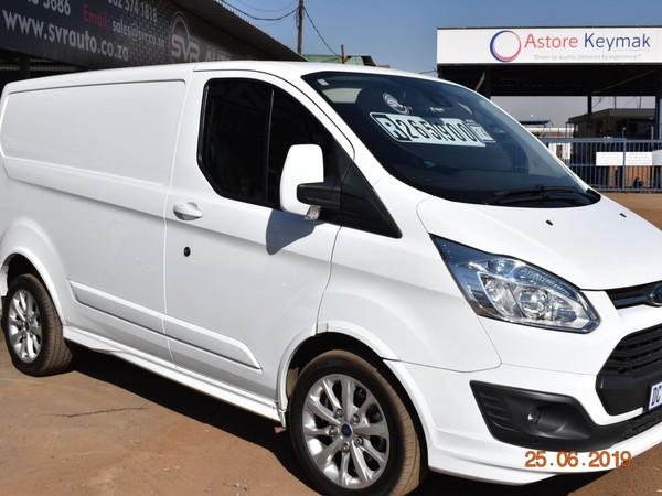 2014 Ford Transit 2.2TDCi Ambiente LWB FC Panel van Gauteng Boksburg_0