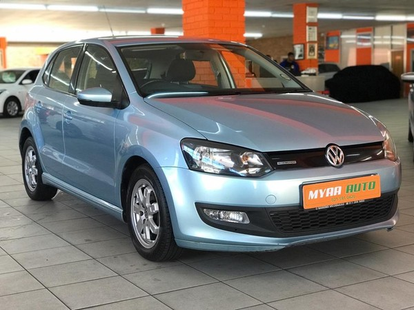2014 Volkswagen Polo 1.2 Tdi Bluemotion 5dr  Western Cape Cape Town_0