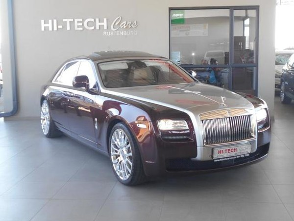 2011 Rolls-royce Ghost  North West Province Rustenburg_0