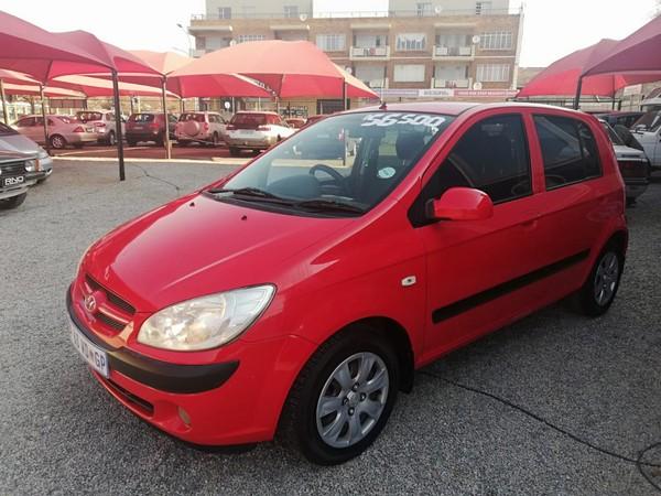 2008 Hyundai Getz 1.4 Hs  Gauteng Edenvale_0