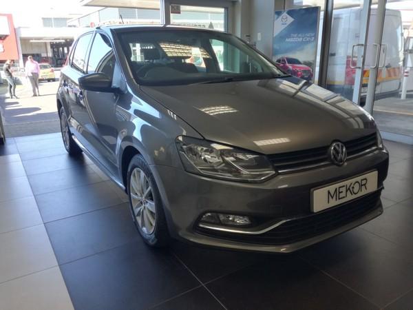 2015 Volkswagen Polo 1.2 TSI Comfortline Manual Western Cape Cape Town_0
