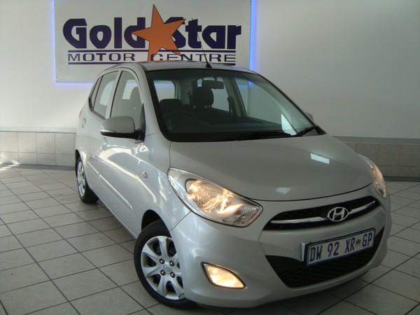 2013 Hyundai i10 1.1 Gls Gauteng Edenvale_0