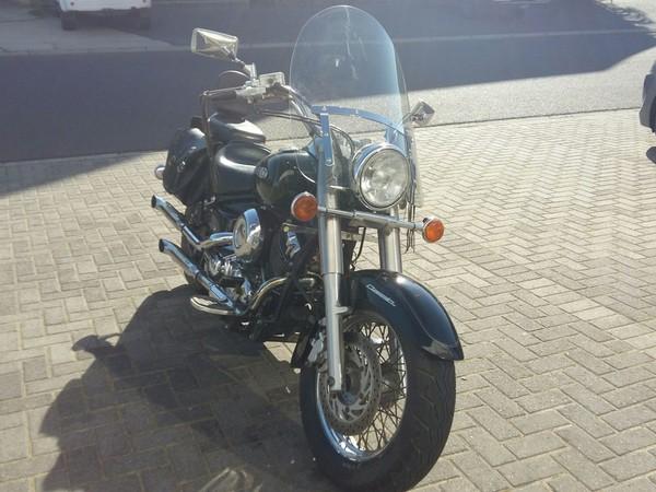 2005 Yamaha Xvs 650 Western Cape Paarl_0