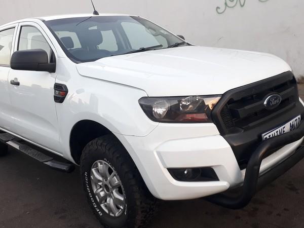 2016 Ford Ranger 2.2TDCi XL Double Cab Bakkie Gauteng Jeppestown_0