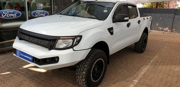 2015 Ford Ranger 3.2tdci Xlt 4x4 At Pu Dc  Limpopo Mokopane_0
