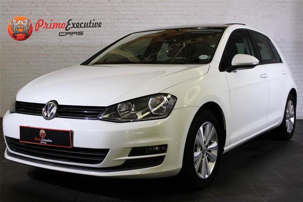 2013 Volkswagen Golf Vii 1.4 Tsi Comfortline  Gauteng Edenvale_0