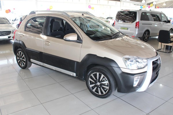 2017 Toyota Etios Cross 1.5 Xs 5Dr Gauteng Alberton_0