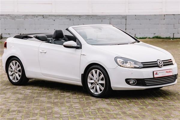 2012 Volkswagen Golf VI 1.4 TSI DSG Cabriolet Highline Western Cape Malmesbury_0