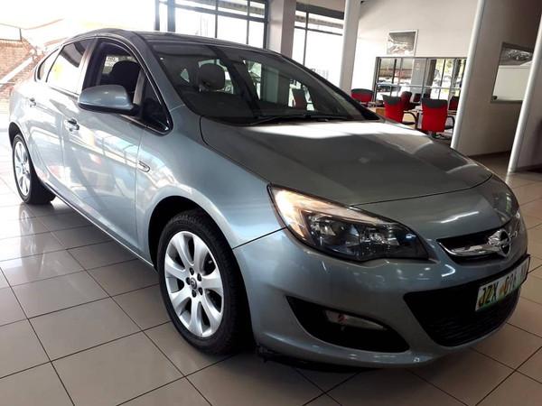 2016 Opel Astra 1.6 Essentia Limpopo Mokopane_0