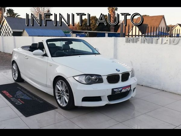 2008 BMW 1 Series 135i Convertible At  Gauteng Boksburg_0
