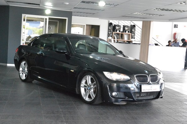 2009 BMW 3 Series 330i Convert At e93  Gauteng Johannesburg_0