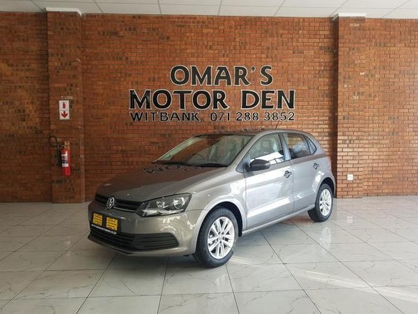 2019 Volkswagen Polo Vivo 1.4 Trendline 5Dr Mpumalanga Witbank_0