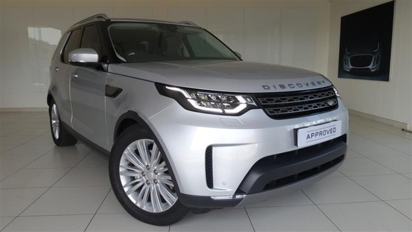 2019 Land Rover Discovery 3.0 TD6 SE Gauteng Roodepoort_0