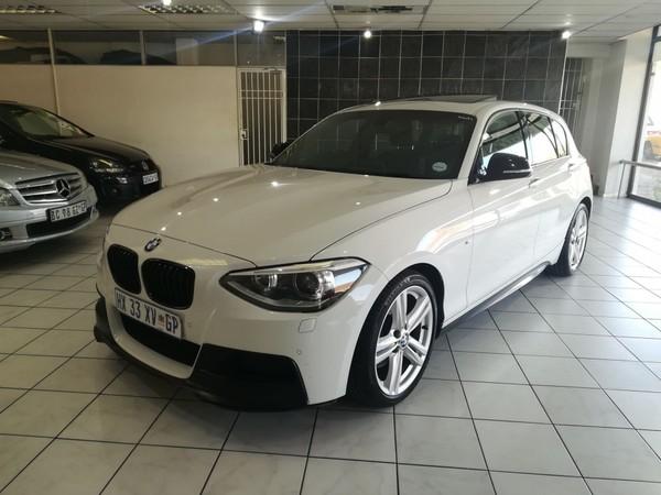 2015 BMW 1 Series 125i M Sport 5dr At Gauteng Edenvale_0