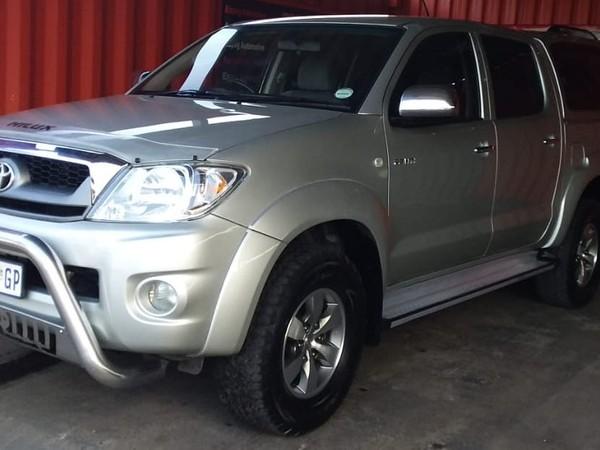 2010 Toyota Hilux 2.7 Vvti Raider Rb Pu Dc  Gauteng Pretoria_0