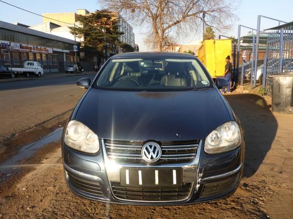 2007 Volkswagen Jetta 2.0 Fsi Sportline  Gauteng Johannesburg_0