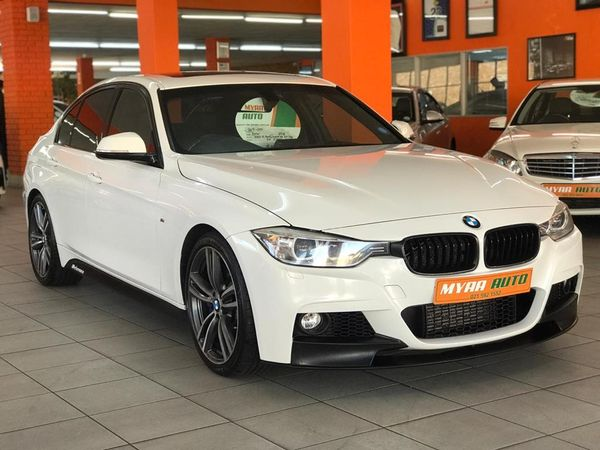 2014 BMW 3 Series 330D M Performance ED Auto Western Cape Cape Town_0