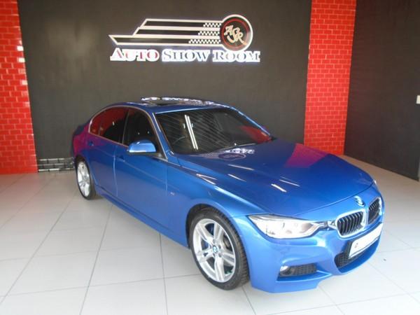 2014 BMW 3 Series 320i M Sport Line At f30  Gauteng Kempton Park_0