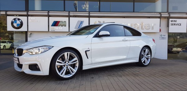 2016 BMW 4 Series 435i Coupe Auto Gauteng Roodepoort_0