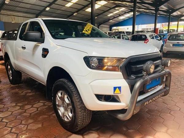 2016 Ford Ranger 2.2TDCI XL 4X4 PU SUPCAB Gauteng Silverton_0