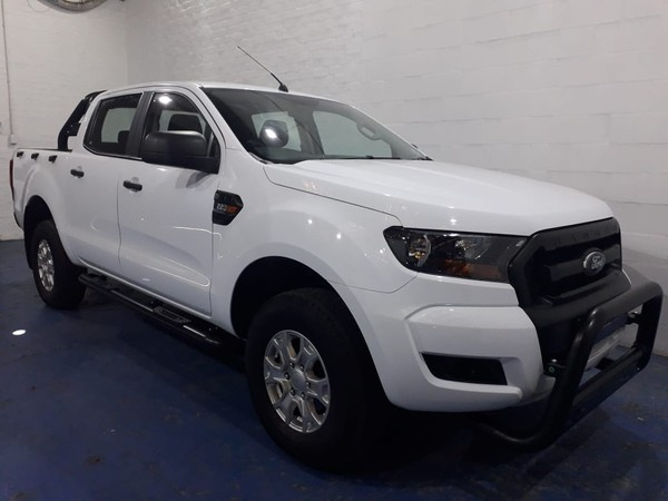 2019 Ford Ranger 2.2TDCi XL Double Cab Bakkie Western Cape Paarden Island_0