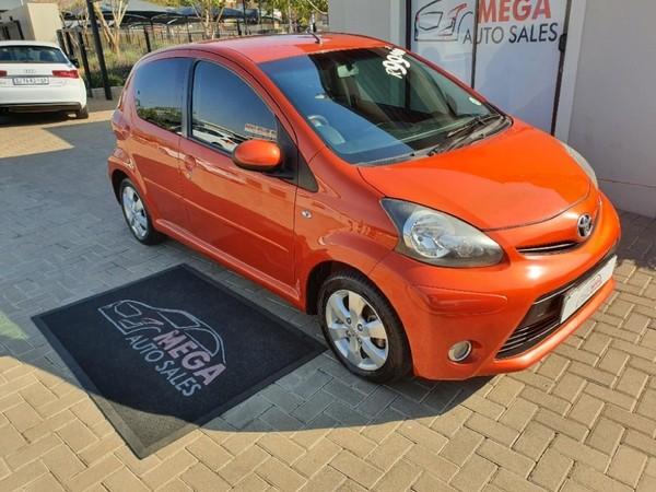 2012 Toyota Aygo 1.0 Inferno Ltd 5dr  Gauteng Pretoria_0