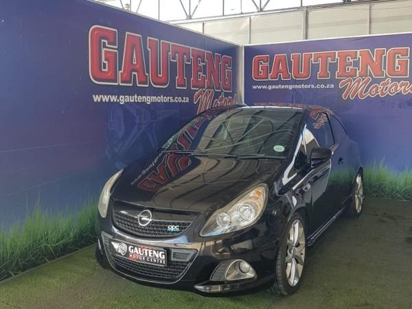 2009 Opel Corsa 1.6 Opc  Gauteng Pretoria_0