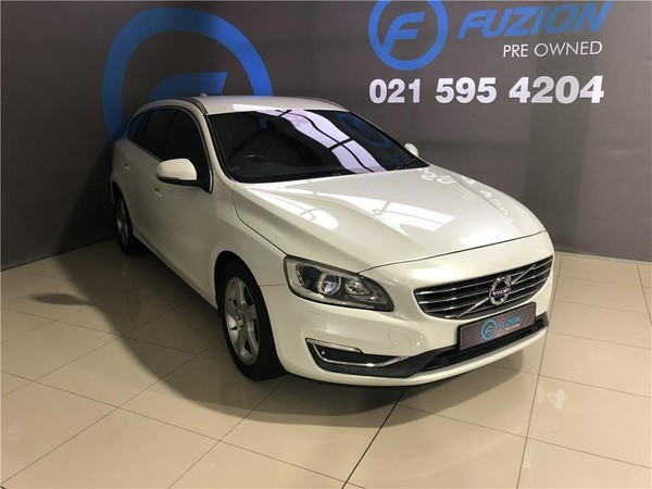 2016 Volvo V60 T3 Excel Western Cape Goodwood_0