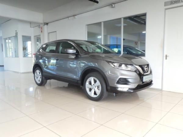 2019 Nissan Qashqai 1.5 dCi Acenta Kwazulu Natal Durban_0