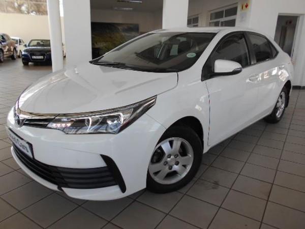 2017 Toyota Corolla 1.3 Esteem Gauteng Isando_0