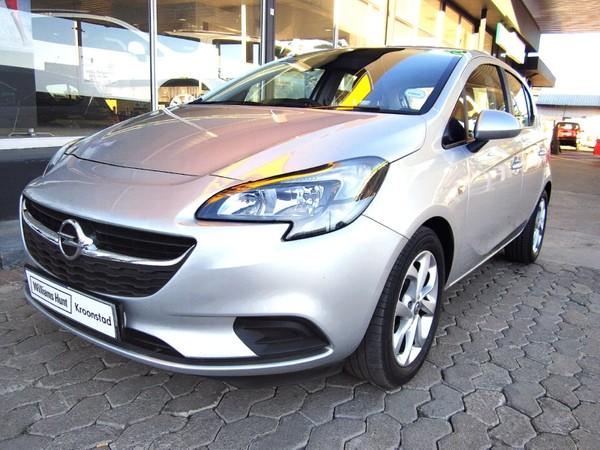 2018 Opel Corsa 1.0T Enjoy 5-Door Free State Kroonstad_0