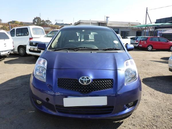 2007 Toyota Yaris T3 Spirit 5dr  Gauteng Johannesburg_0