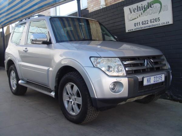 2008 Mitsubishi Pajero 3.8 V6 Gls Swb At  Gauteng Johannesburg_0
