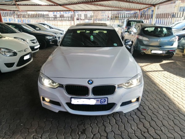 2014 BMW 3 Series 328i M Sport Line At  f30  Gauteng Jeppestown_0