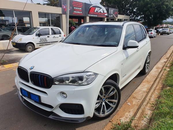 2014 BMW X5 Xdrive40d M-sport At  Gauteng Kempton Park_0