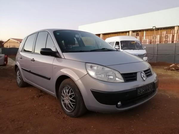 2006 Renault Scenic 1.6 Authentique Mpumalanga Mpumalanga_0