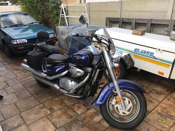 2005 Suzuki 90 St  Western Cape Cape Town_0