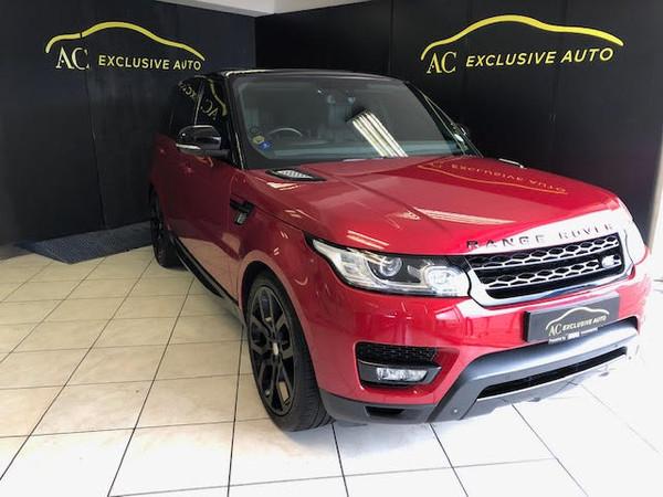 2014 Land Rover Range Rover Sport 5.0 V8 SC HSE DYNAMIC Western Cape Goodwood_0