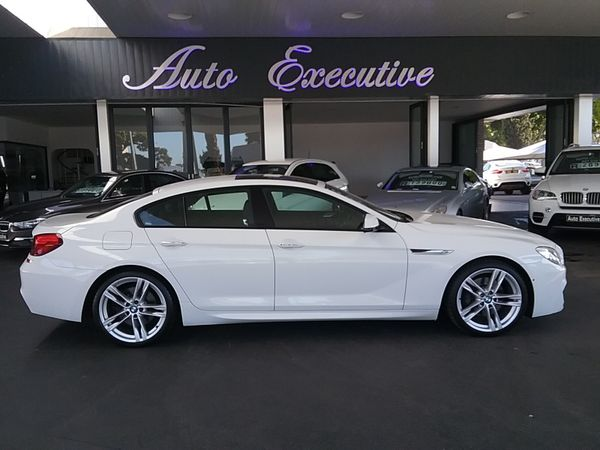 2014 BMW 6 Series 640i Gran Coupe M Sport  Western Cape Western Cape_0