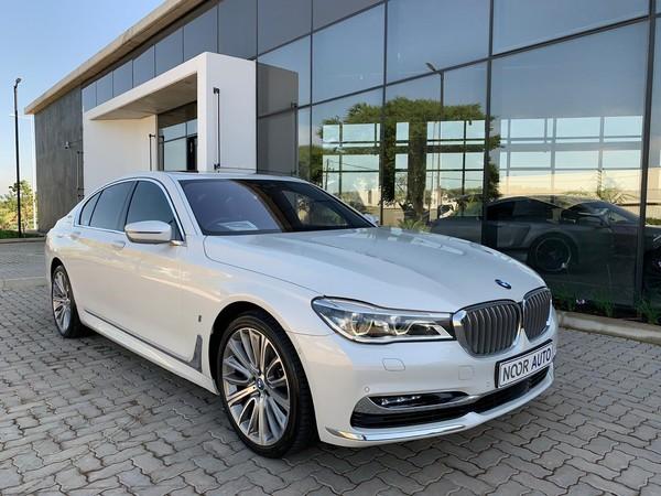 2016 BMW 7 Series 740e ONLY 18000KMs Kwazulu Natal Umhlanga Rocks_0