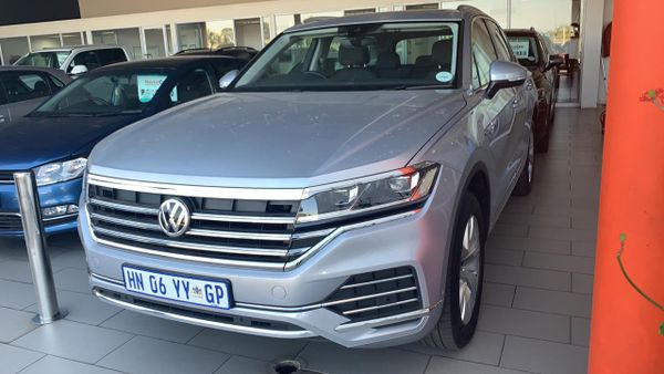 2018 Volkswagen Touareg 3.0 TDI V6 Executive Kwazulu Natal Richards Bay_0
