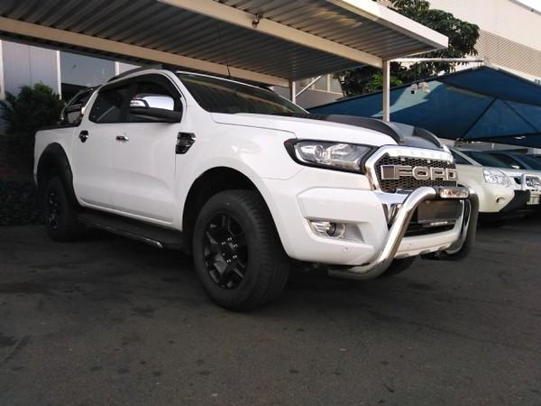 2018 Ford Ranger 2.2TDCi XLT Auto Double Cab Bakkie Kwazulu Natal Durban_0