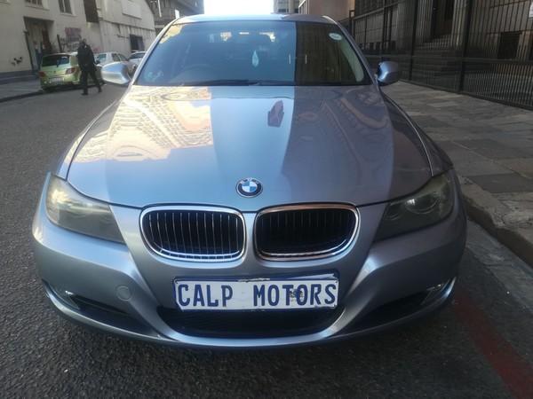 2010 BMW 3 Series 320i e90  Gauteng Marshalltown_0