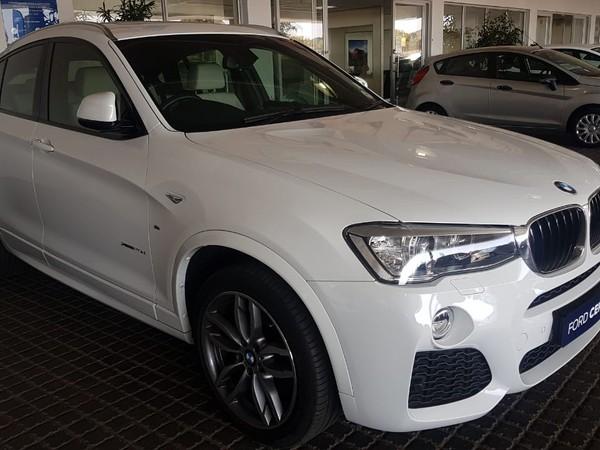 2015 BMW X4 xDRIVE20d xLINE Gauteng Pretoria_0