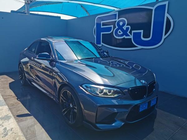 2017 BMW M2 M2 Coupe M-DCT Gauteng Vereeniging_0